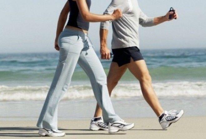 Что произойдет с организмом, если ходить пешком 30 минут в день: 4 изменения