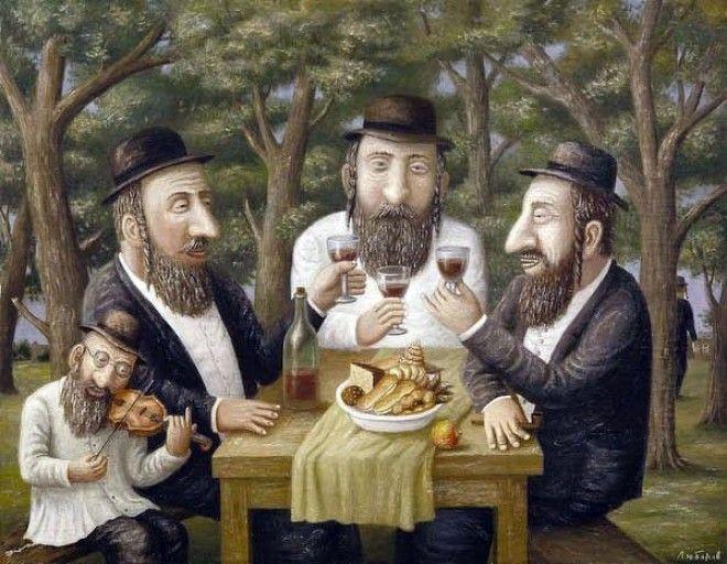 Еврейские поздравления с днем 40