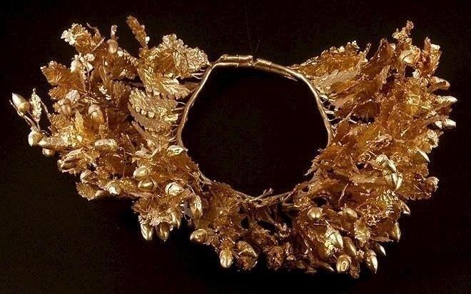 Древнегреческие украшения для людей которых остались и в наше время