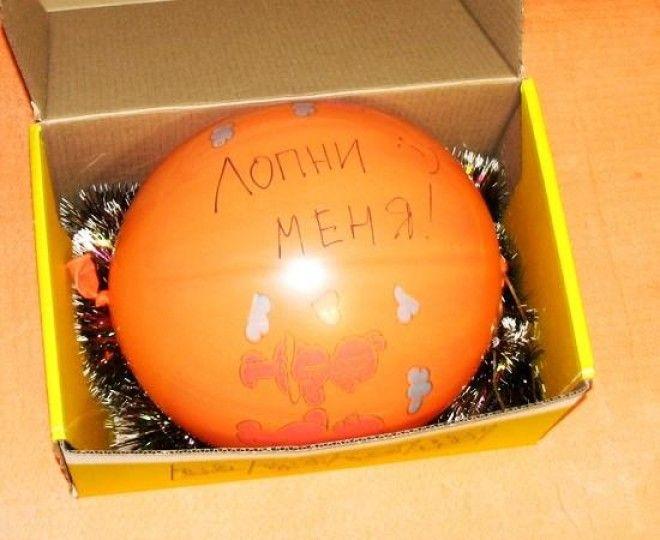 Идеи шуточных подарков на день рождения