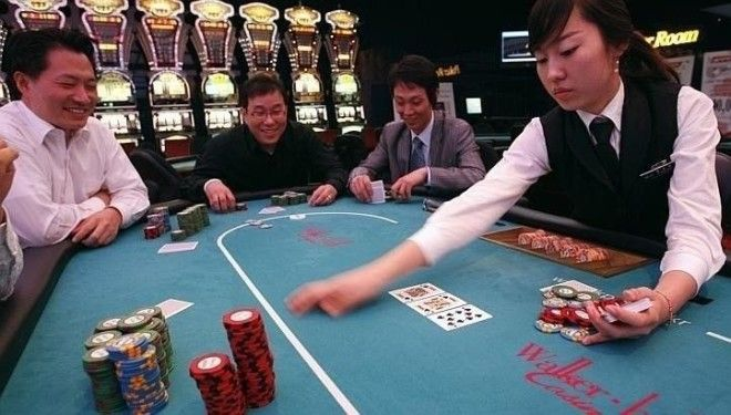 Проблемы при игре в казино