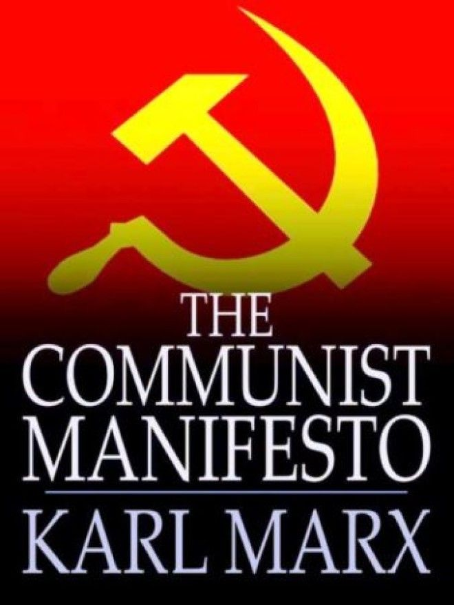 an analysis of the communist manifesto by karl marx and the historical change in the 19th century