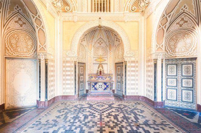 Замок Саммеццано, Castello di Sammezzano, замок Италии, Роман Роброек, Roman Robroek