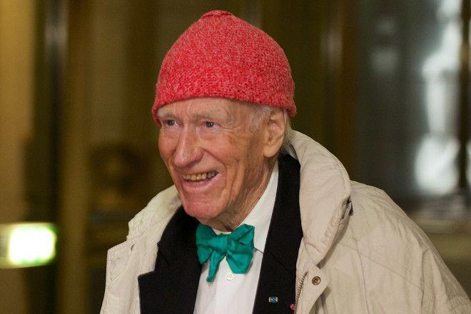Норвежский дедуля из списка Forbes