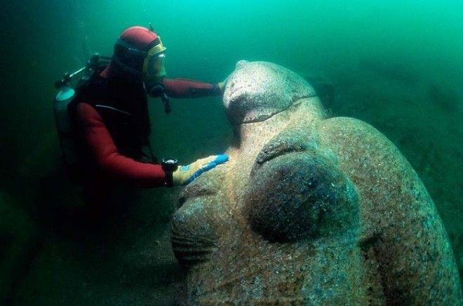 То что ученые нашли на дне океана разрушит все древние мифы