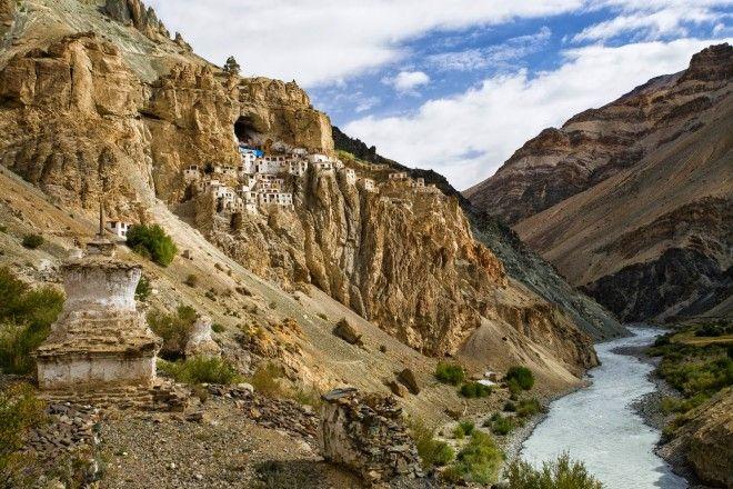 Картинки по запросу phugtal monastery
