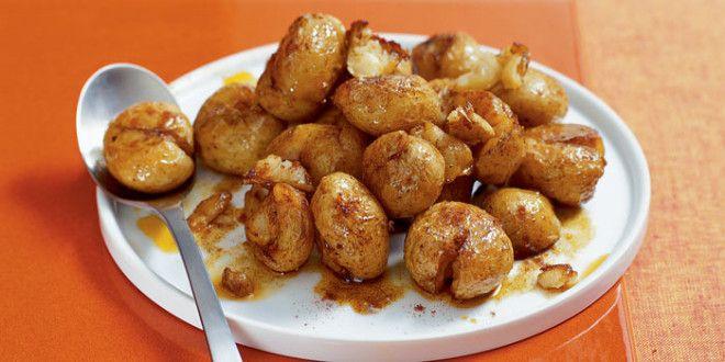 10 самых аппетитных блюд из молодой картошки
