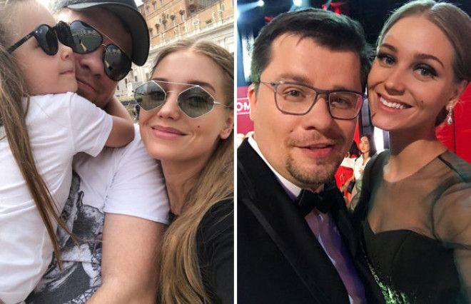 Жёны российских комиков