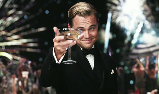 a mans american dream in the great gatsby Baz luhrmann's 'great gatsby' and the new american dream and failing to reach, the american dream who needs to be an oxford man gatsby is a party.