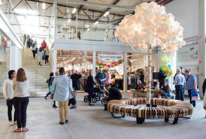 Новости PRO Ремонт - Первый в мире торговый центр, где продаются только отремонтированные товары Отличная идея!