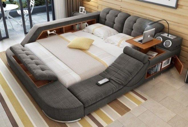 Не кровать - мечта!