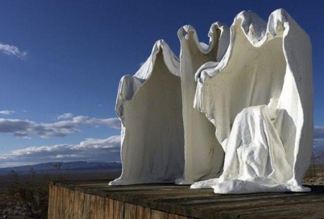 Необычные скульптуры нашего времени